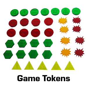 Game Tokens (36)