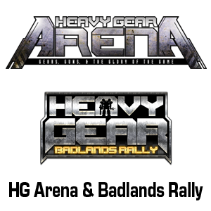 HG Arena & Badlands Rally