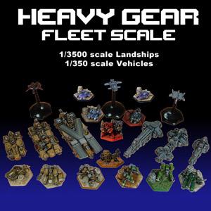 Heavy Gear Fleet Scale (19)