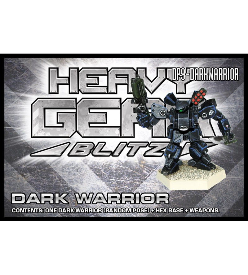 Dark Warrior