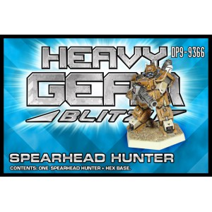 Spearhead Hunter