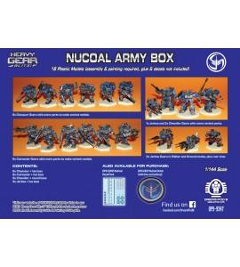 NuCoal Army Box