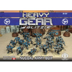 NuCoal Army Box