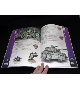 Heavy Gear Blitz! Tabletop Wargaming - 3rd Edition Rules <Current Rules Edition>