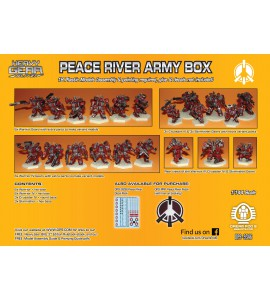 Peace River Army Box