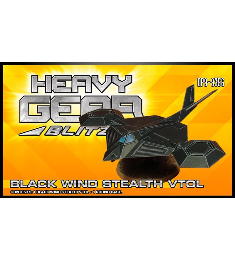 Black Wind VTOL