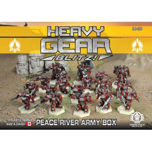 Peace River Army Box