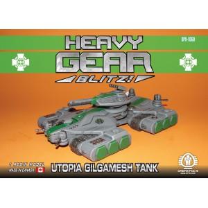 Utopia Gilgamesh Command Tank