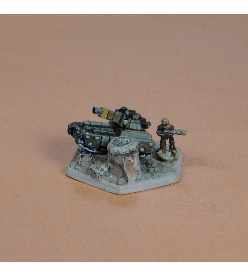 Northern Armor/Infantry Counter Pack