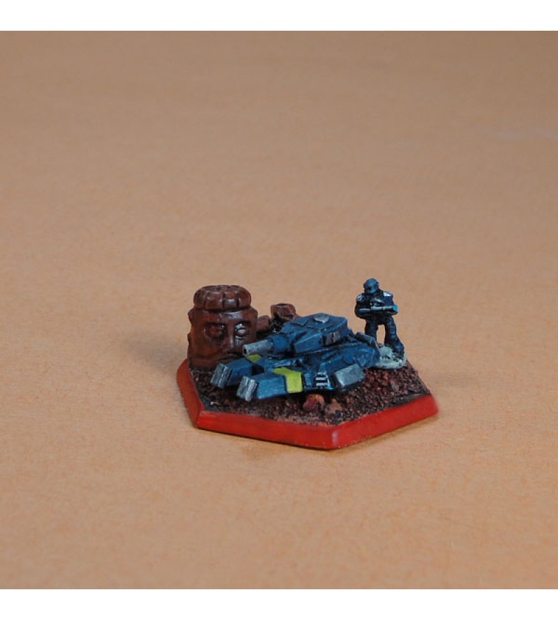 Earth Armor/Infantry Counter Pack