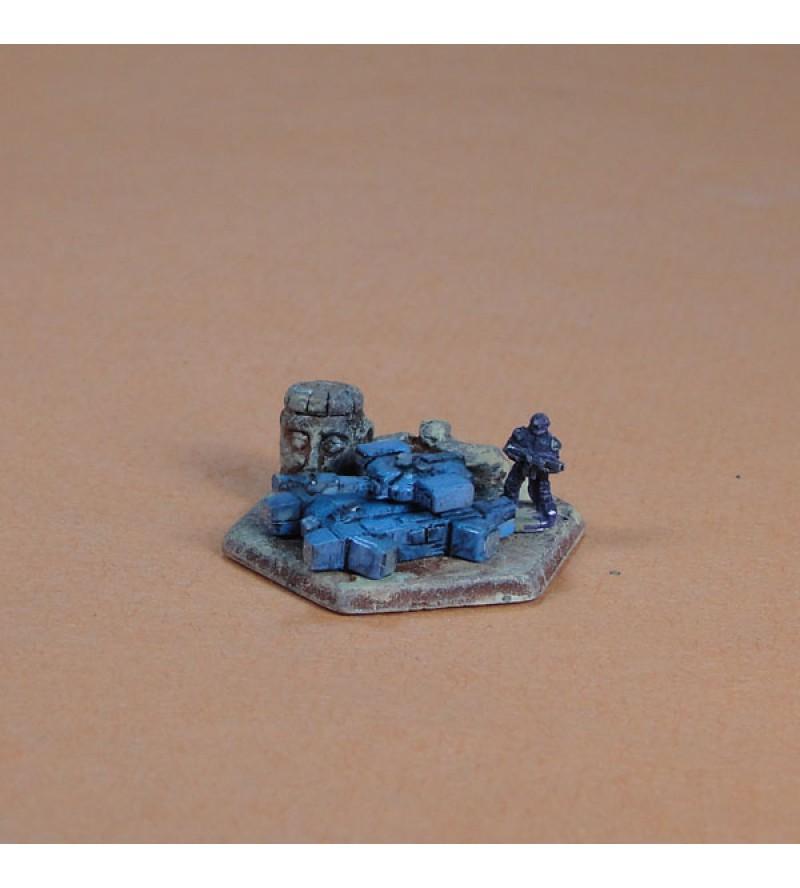 Earth Artillery/Armor Counter Pack