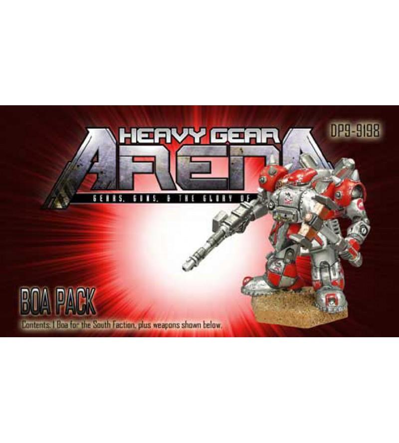 Heavy Gear Arena - Boa Pack
