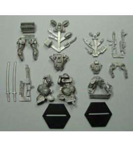Heavy Gear Arena - Hired Guns Spitting Cobra & Strike Cheetah Pack