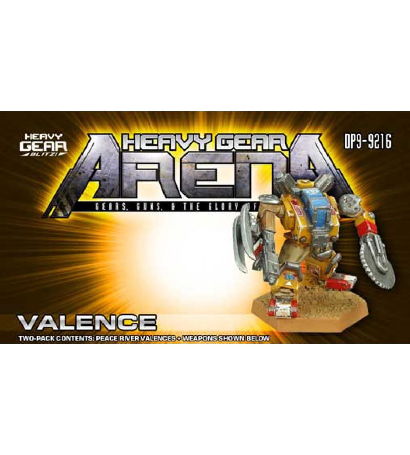 Heavy Gear Arena - Valence Two Pack