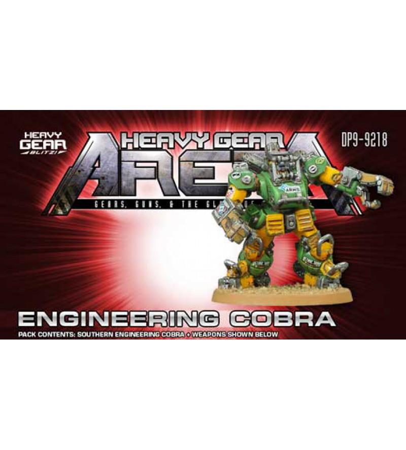 Heavy Gear Arena - Engineering Cobra Pack