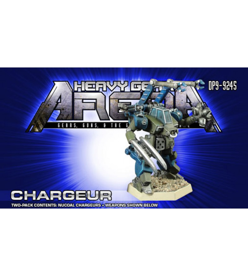 Heavy Gear Arena - Chargeur Two Pack