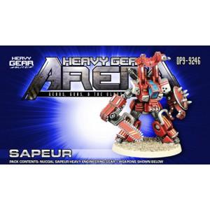 Heavy Gear Arena - Sapeur Heavy Engineering Gear