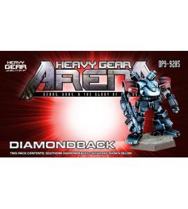 Heavy Gear Arena - Diamondback Two Pack