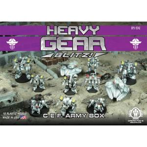 C.E.F. Army Box