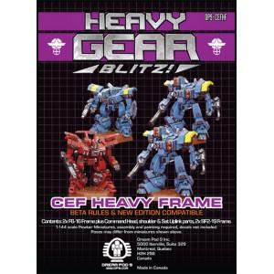 C.E.F. Heavy Frame Squad