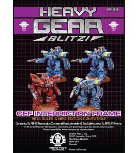 C.E.F. Interdiction Frame Squad