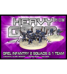 Grel Infantry 2 Squads  and 1 Team Pack