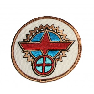Colonial Expeditionary Force Patch with Iron-on backing