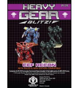 C.E.F. Recon Frame Squad