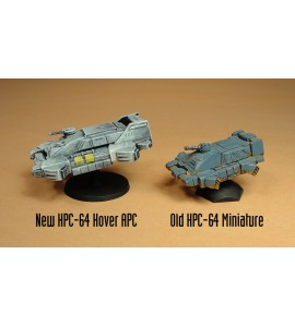 New HPC-64 Hover APC with Variant Options