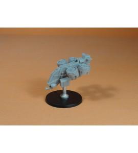 C.E.F. Type 42 Peregrine Gunship