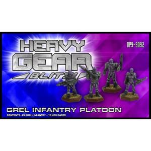 Earth Grel Infantry Platoon