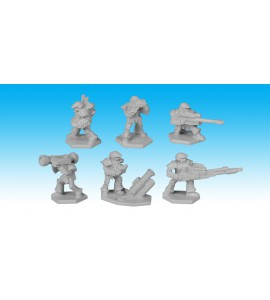 Northern Special Infantry Pack