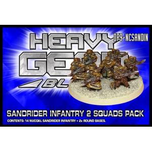 NuCoal Sandrider Infantry 2 Squads