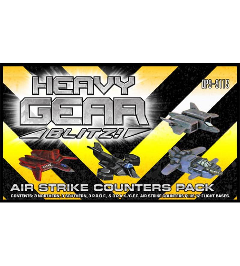Air Strike Counter Pack