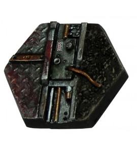 25mm Techno Hex Base A