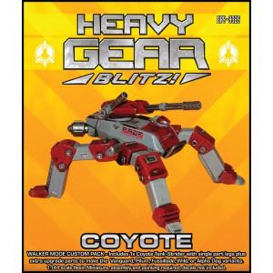 Coyote Strider Walker Mode