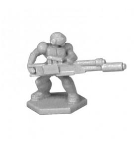 P.R.D.F. Special Infantry C