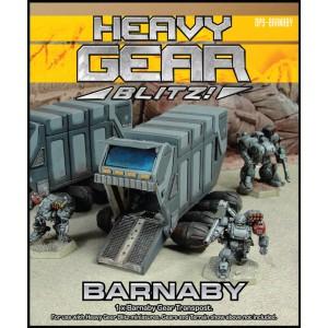 Southern Barnaby Gear Transport
