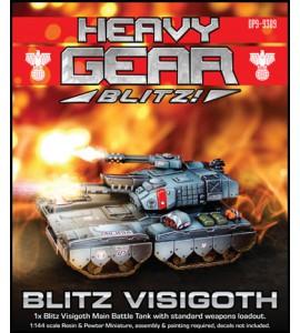 Southern Blitz Visigoth Tank