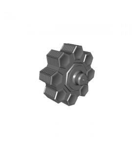 Jovian Wars: CEGA Resin Single Cargo Section (Narwal/Hammerhead Style)