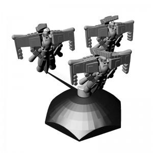 Jovian Wars: CEGA Fury Exo Armor Squad