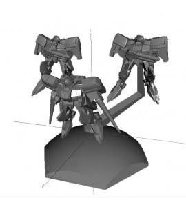 Jovian Wars: Venus Bonebreaker Exo Armor Squad