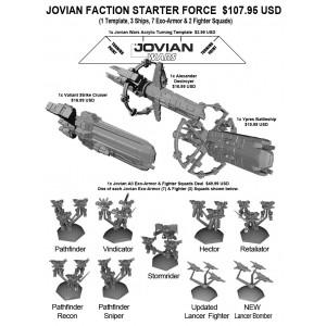 Jovian Wars: Jovian Faction Starter Force