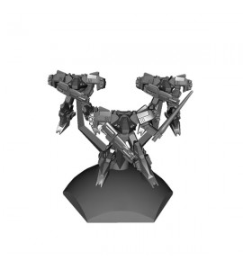 Jovian Wars: Venus Kaminari Exo Armor Squad