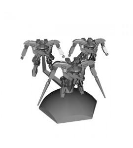 Jovian Wars: Venus Korikaze Exo Armor Squad
