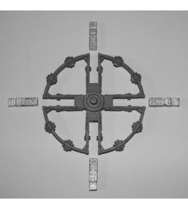 Jovian Wars: Jovian Resin Habitat Section (Majestic / Ypres Style)