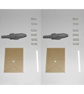 Jovian Wars: Venus Senator Corvette Two Pack