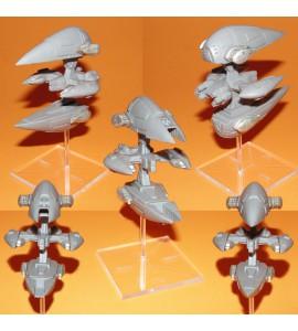 Jovian Wars: Venus Shan Yu Battlecruiser