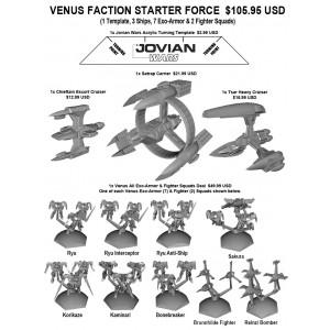 Jovian Wars: Venus Faction Starter Force