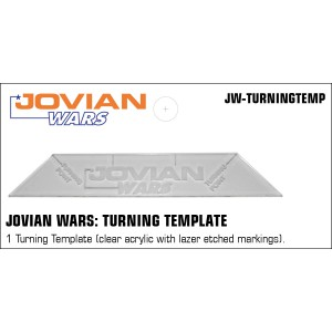 Jovian Wars: Acrylic Turning Template